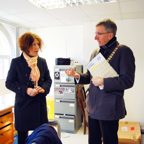 Lord Mayor's visits QSS
