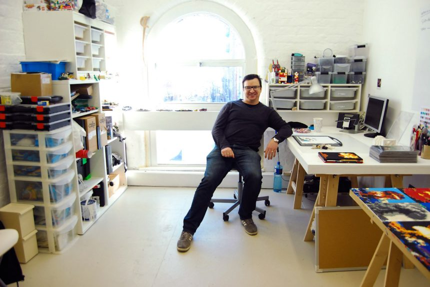 David Turner – Hama Bead and Lego Artist