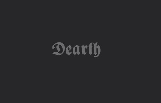 Dearth – Ashley B. Holmes, Fiona Burke & Leonard Sheil