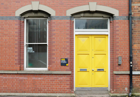 qss studio door