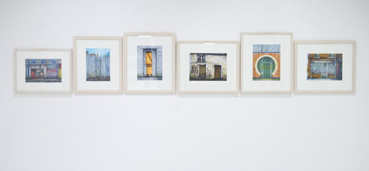 Urban Elements – Stephen Shaw