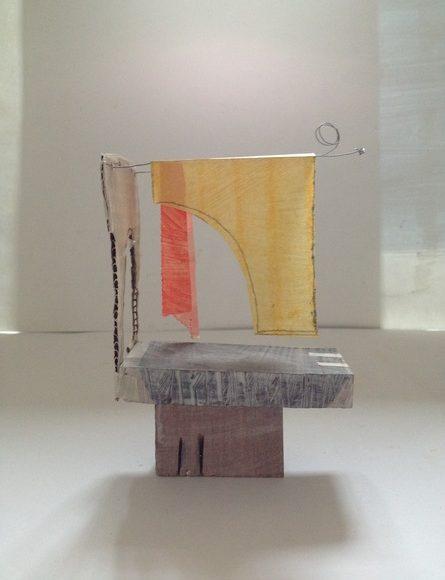 Mimesis – Alacoque Davey at the Crescent Arts Centre