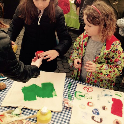 Family Art Tour & Workshop with Young at Art