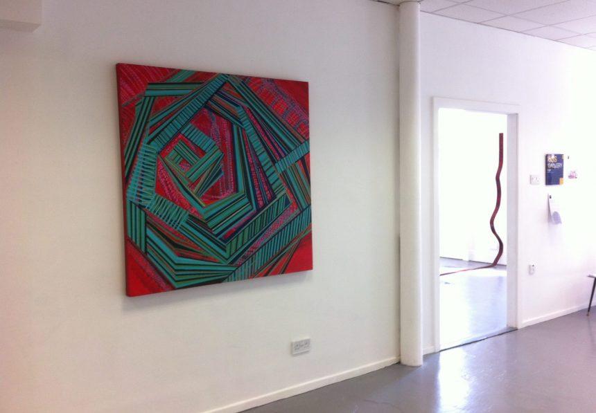 Unafraid Red review by Slavka Sverakova
