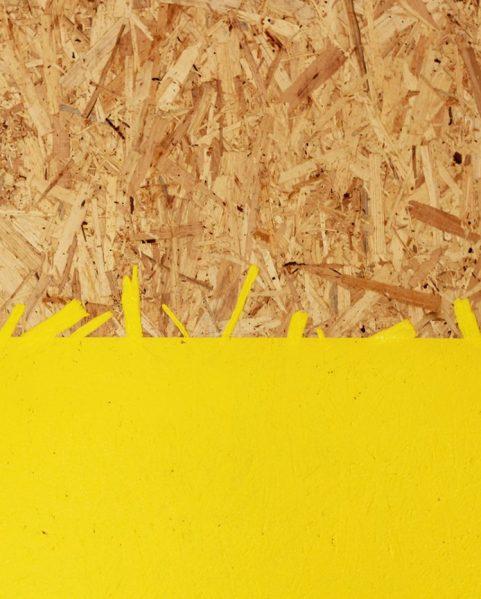 Unafraid Yellow curated by Colin Darke