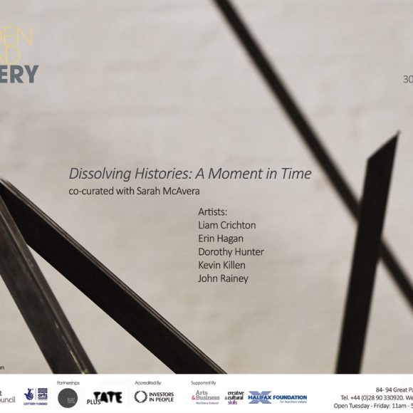 Dorothy Hunter in group exhibition at the Golden Thread Gallery