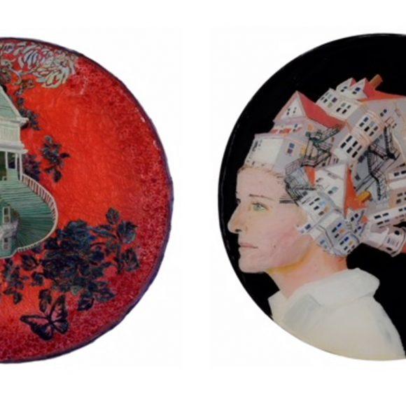 Shadowpattern – Paintings by Ashley B. Holmes