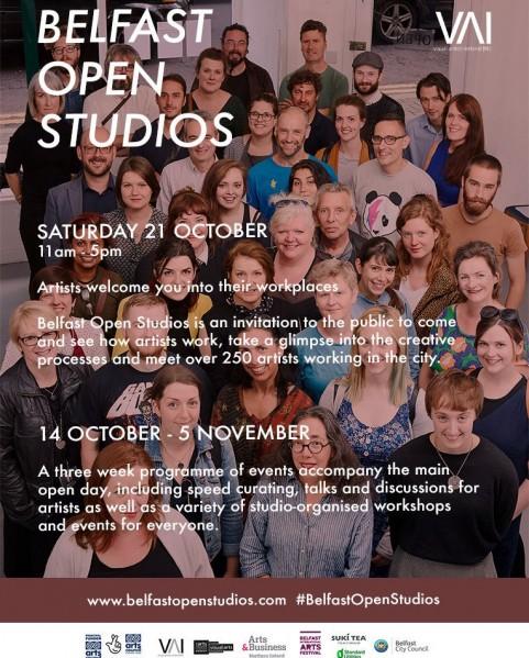 Belfast Open Studios 2017