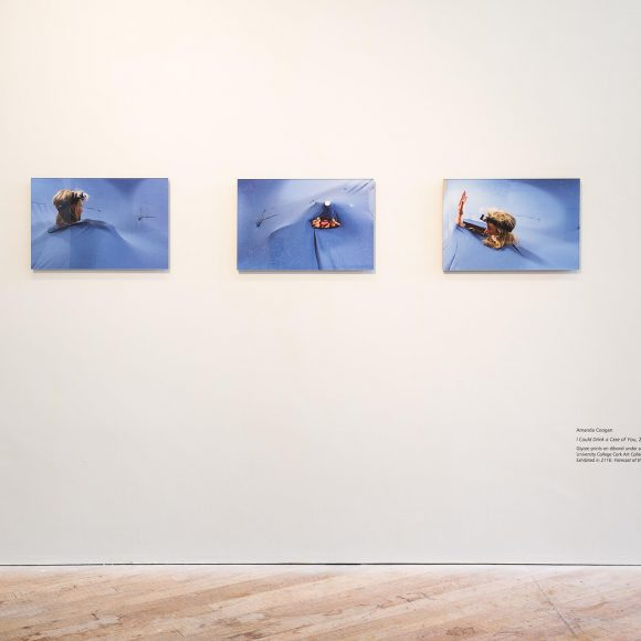 DOUBLE TAKE featuring work by Amanda Coogan