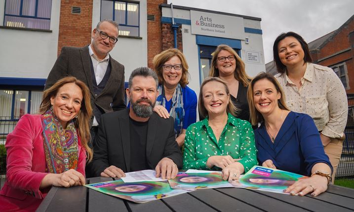 QSS shortlisted for an Allianz Arts & Business NI Award