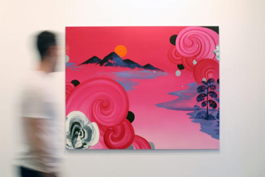 Artist of the Month – Jane Rainey