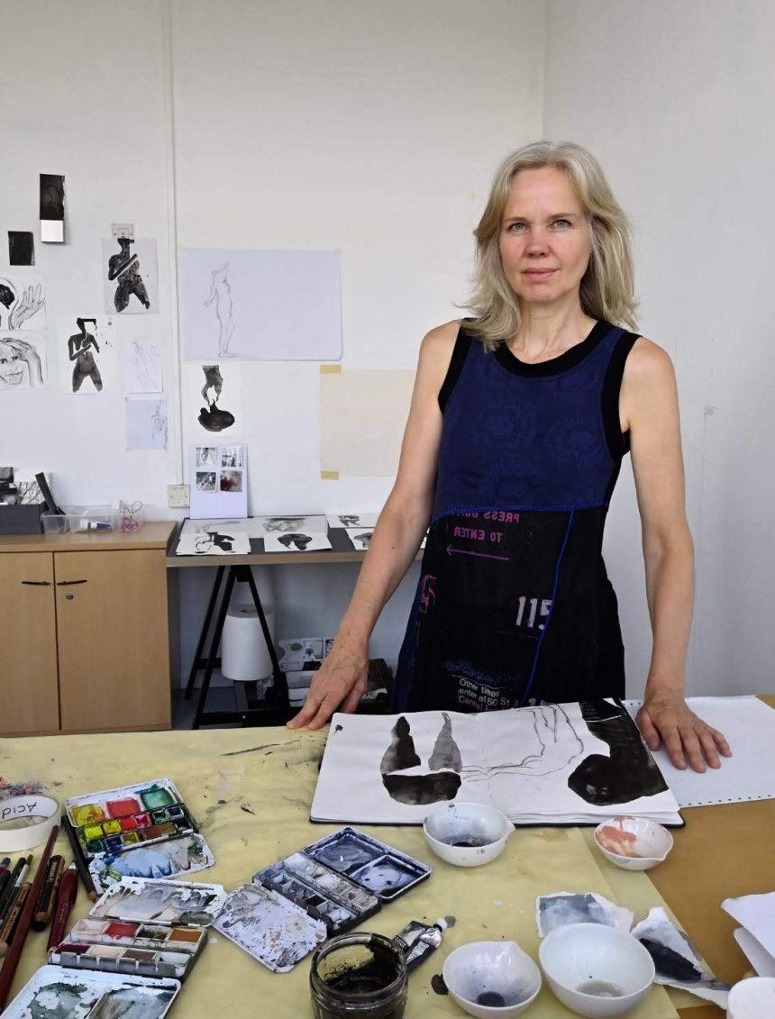 Sharon Kelly awarded the Arts Council of Northern Ireland Rome Fellowship