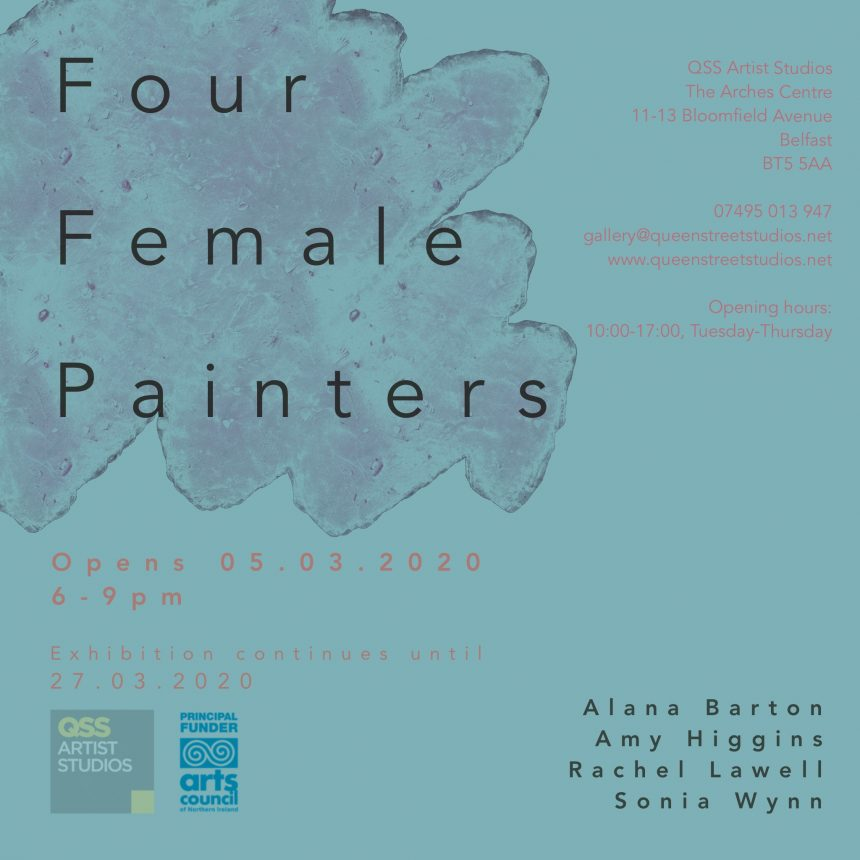 'Four Female Painters' at QSS