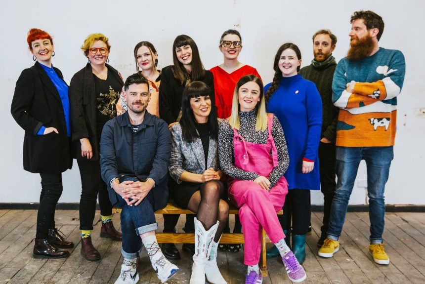 Array Collective, which includes QSS artist Grace McMurray, shortlisted for Turner Prize