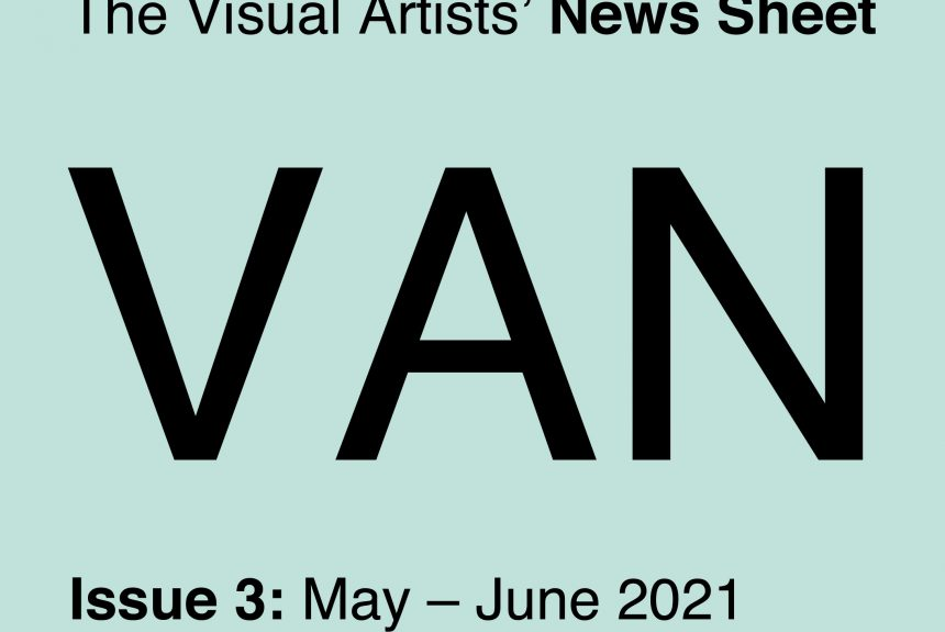 QSS and its artists featured in VAI News Sheet